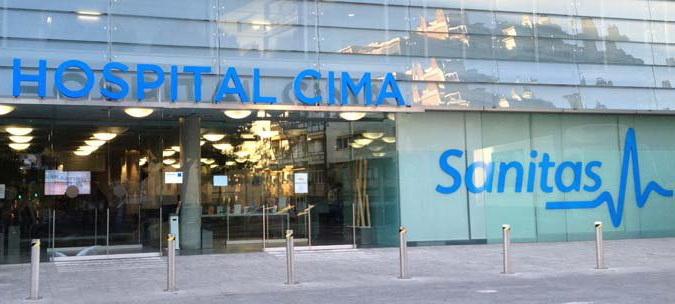 Hospital CIMA, Nuestro centro propio de Excelencia Médica