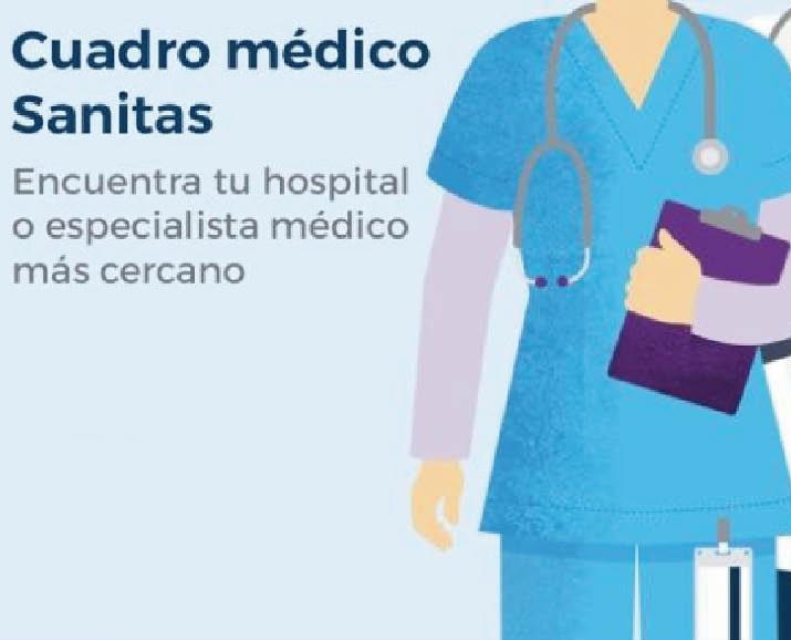 Cómo encontrar tu Médico a través de MiSanitas